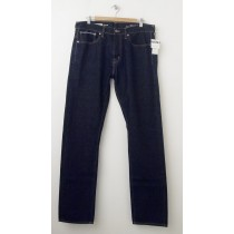 NEW Gap 1969 Original Fit Selvage Jeans in Resin Rinse