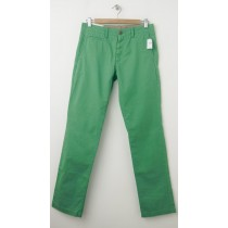 NEW Gap Men's Lived-In Slim Khaki Pants in Pixie Green