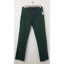 NEW Gap Men's Lived-In Slim Khaki Pants in Pine Needle