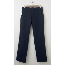 NEW Gap Straight Fit Tailored Pants in Grey Heather