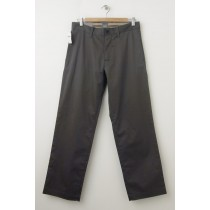 NEW Gap Relaxed Fit Classic Khaki Pants in Chino Grey