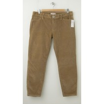 NEW Banana Republic Skinny Ankle Cord in Camel