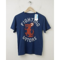 NEW GapKids Tailgate Florida Gators College Tee T-Shirt in Blue