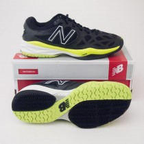 New Balance Men's 996 Court/Tennis Stability Shoe MC996BY Black