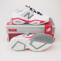 New Balance Women's 1187 Court/Tennis Stability Shoes WC1187WP White