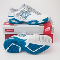 New Balance Women's 1187 Court/Tennis Stability Shoes WC1187WB White