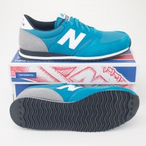 New Balance Unisex 420 Classics Running Shoes U420BKW in Blue