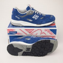 New Balance Men's 1600 Classics Retro Sneakers CM1600T in Blue