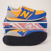 New Balance Unisex 420 Classics Running Shoes U420BYG in Blue