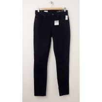 NEW Gap 1969 High Rise Skinny Jeans in Black
