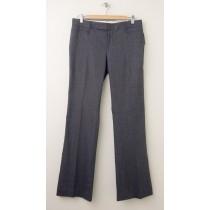 NEW Gap Modern Boot Linen Blend Pants in Dark Indigo