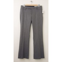 NEW Gap Modern Boot Pants in Grey Dot