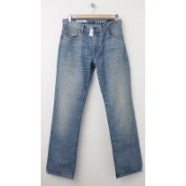 NEW Gap 1969 Standard Fit Jeans in Smoke