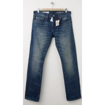 NEW Gap 1969 Slim Fit Japanese Selvedge Jeans in Kid Colt
