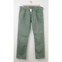 NEW Gap 1696 Slim Twill Pants in Sage