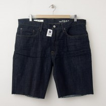 NEW Gap 1969 Slim Fit Cut-Off Denim Shorts in Wichita