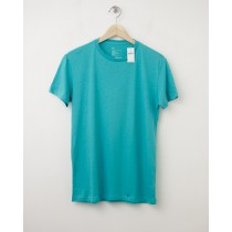 NEW Gap The Essential Crew Tee T-Shirt in Green Cascade