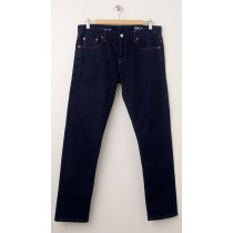 NEW Gap 1969 Made in USA Selvedge Sexy Boyfriend Jeans in Resin Rinse