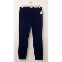 NEW Gap Ultra Skinny Brushed Twill Pants in Navy Uniform
