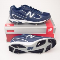 New Balance Men's 1103 Low-Cut Baseball Cleats MB1103LB in Blue