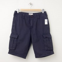 NEW Gap Basic Cargo Shorts in Favorite Navy