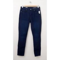 NEW Gap 1969 High Rise Skinny Jeans in Dark Wash