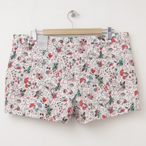 NEW Gap Sunkissed Floral Short Shorts in Multi
