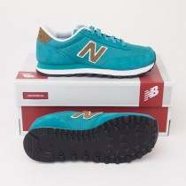 New Balance Women's Backpack 501 Classics Running Shoes Teal WL501BPT