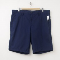 "NEW Gap Classic 11"" Flat Front Shorts in Military Blue"