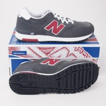 New Balance Men's Retro 565 Classics Running Shoes ML565NR in Dark Grey