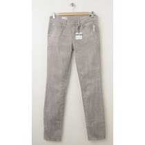 Gap 1969 Double-Dye Always Skinny Skimmer Cords Corduroy Pants in Light Gravel