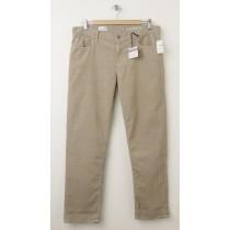 Gap 1969 Sexy Boyfriend Cords Corduroy Pants in Khaki