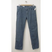 Gap 1969 Sexy Boyfriend Cords Corduroy Pants in Blue River