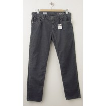 Gap 1969 Sexy Boyfriend Cords Corduroy Pants in Pavement