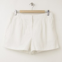 NEW Gap Pull On Shorts in Antique White