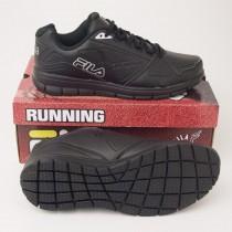 Fila Men's Flex Trainer Running Shoes 1sr203000-010 in Black
