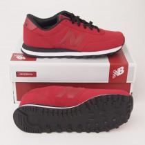 New Balance Men's High Roller 501 Classics Running Shoes ML501HRR in Red