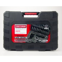 Craftsman Mechanics Tool Set 140-PC Inch/Metric 9-48140