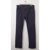 NEW Gap 1969 Cord Slim Fit Corduroy Pants in Washed Black