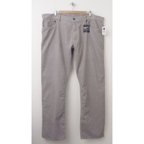 NEW Gap 1969 Cord Straight Fit Corduroy Pants in Pewter Grey