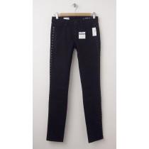 NEW Gap 1969 Stud Always Skinny Jeans in True Black