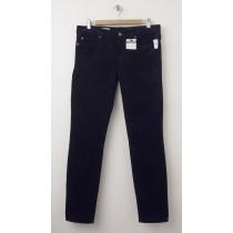 NEW Gap 1969 Always Skinny Cords Corduroy Pants in True Black