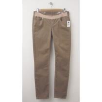 NEW Gap 1969 Ultimate Panel Always Skinny Cords Maternity Pants in Desert Wood