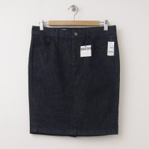 NEW Gap 1969 Denim Pencil Skirt in Rinse
