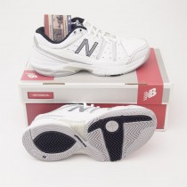 New Balance Women's 656 Court/Tennis Stability Shoes in White WC656WS