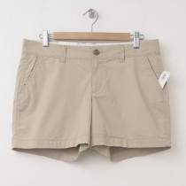 "NEW Old Navy 5"" Twill Shorts in Rolled Oats"