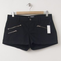 NEW Old Navy Moto Inspired Shorts in Blackjack