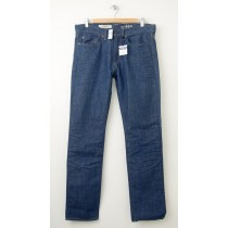 NEW Gap 1969 Slim Fit Jeans in Scraped Blue Wash