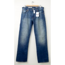 NEW Gap 1969 Standard Fit Jeans in Light Indigo Phoenix Wash