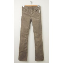 NEW Gap 1969 Perfect Boot Cords Corduroy Pants in Deep Desertwood